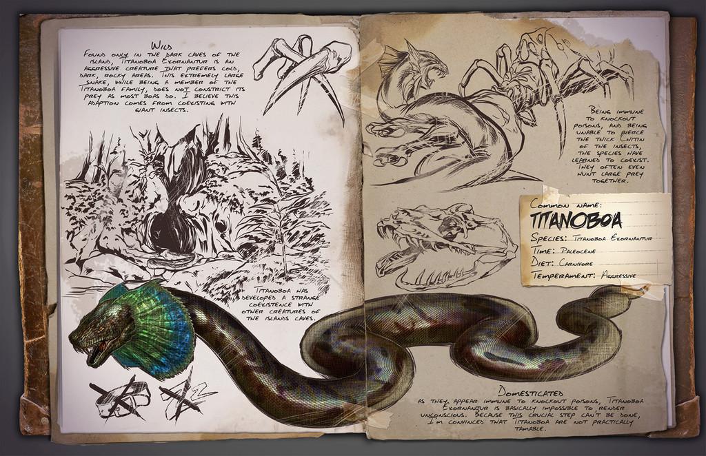 Dossier Titanoboa