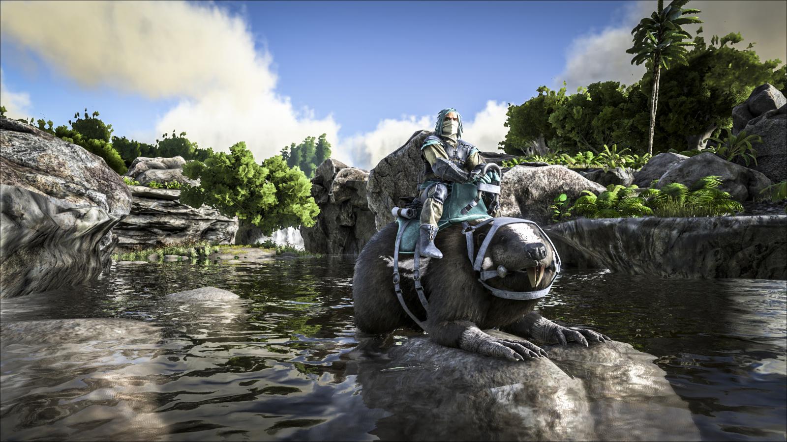 Скачать патчи для ark survival evolved.